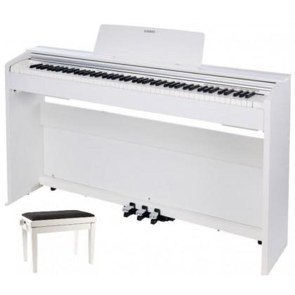 Casio PX870WH Električni klavir + poklon stolica