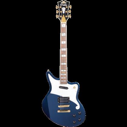 D'Angelico Deluxe Bedford - Chameleon Električna gitara