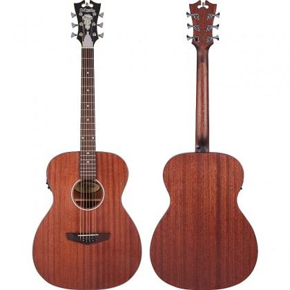 D'Angelico Premier Tammany LS - Mohagony Satin ozvučena akustična gitara