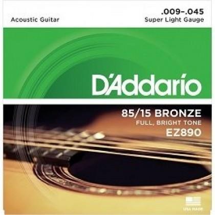 D'Addario EZ890