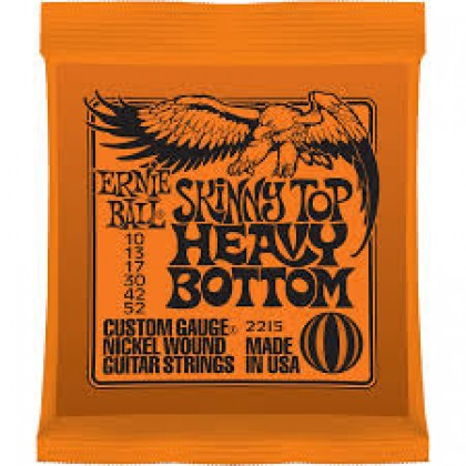 Ernie Ball P02215 NICKL SLINKY TOP HEAVY BOTTOM