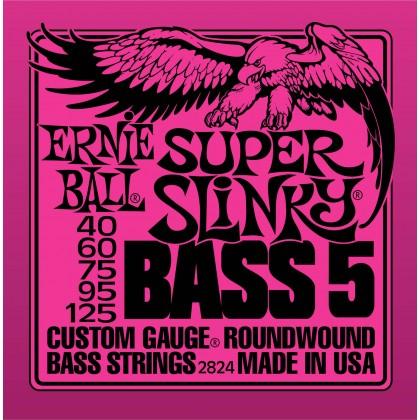 Ernie Ball P02824 SUPER SLINKY BASS 5