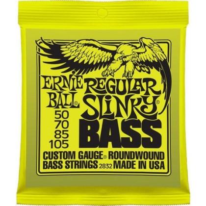 Ernie Ball P02832 Regular Slinky Bass