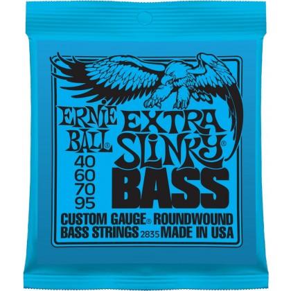 Ernie Ball P02835 BASS EXTRA SLINKY