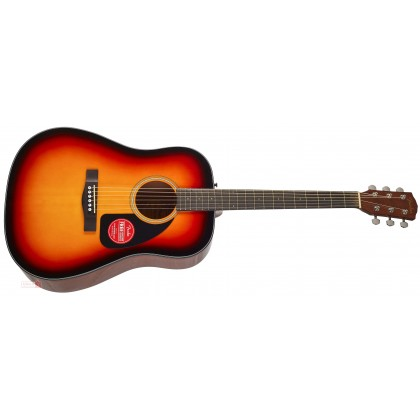 Fender CD-60 Dread V3 WN SB Akustična gitara