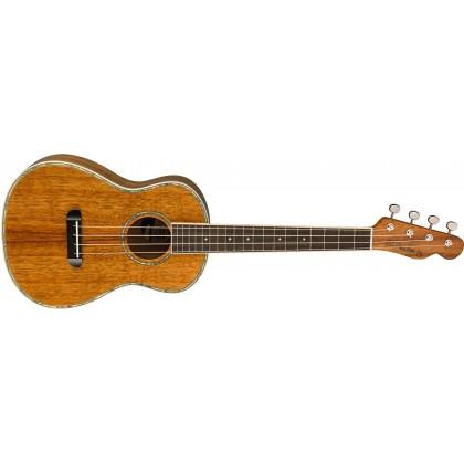 Fender Montecito WAL NAT Tenor Ukulele