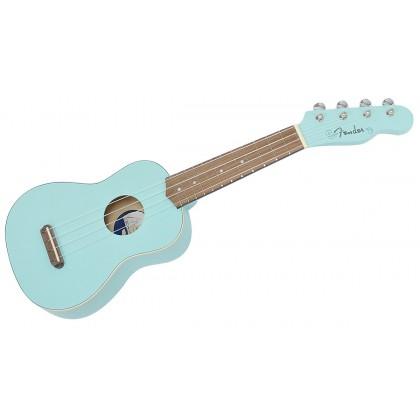 Fender Venice Soprano Ukulele WN DPB
