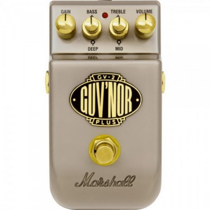 MARSHALL GV-2 GUV'NOR PLUS gitarska pedala