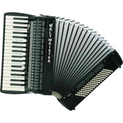 Harmonika Weltmeister Topas III klavirna sa 96 basova