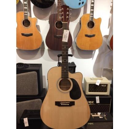 Hora Student Western EQ Nat ozvučena akustična gitara