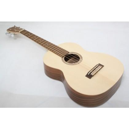 hora walnut ukulele bariton