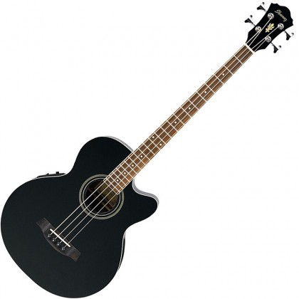 Ibanez AEB8E BK Akustična Bas Gitara