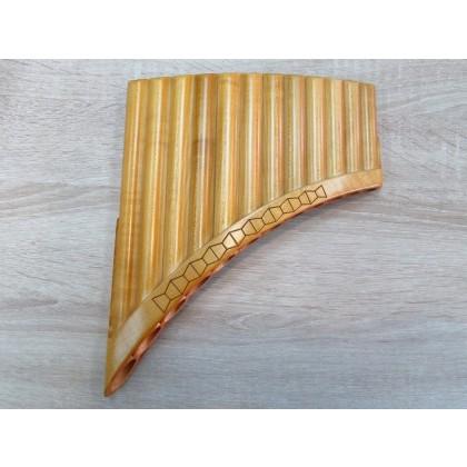 Pan Flute Hora Panpipe 12 alto