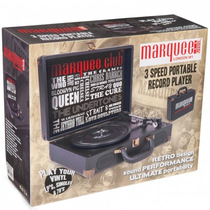 MARQUEE - CLUB RPMQ3 GRAMOFON Music Box