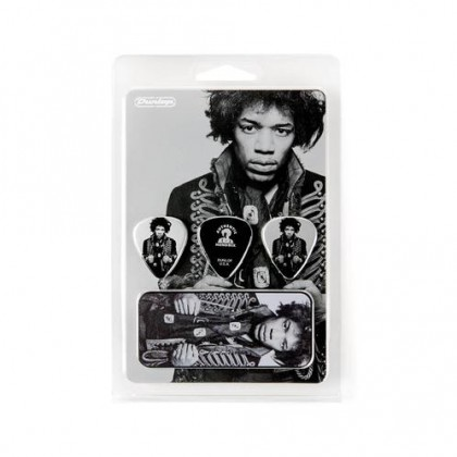 JIM DUNLOP JIMI HENDRIX™ PICK TIN