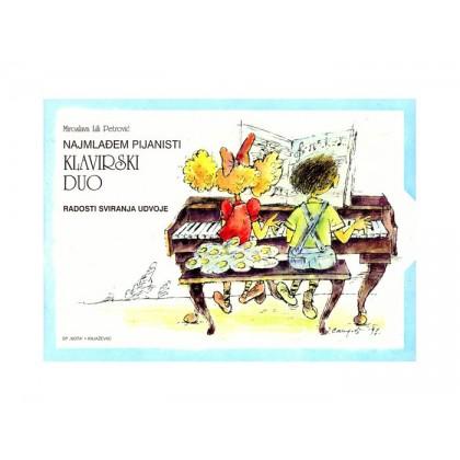 Klavirski duo - M. Lili Petrović