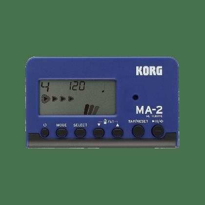 KORG MA-2 BLBK digitalni metronom