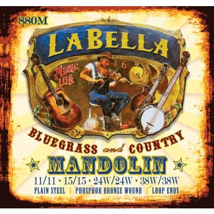 La Bella 880M Mandolin