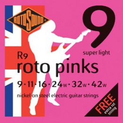 ROTOSOUND R9 009-042 žice za električnu gitaru
