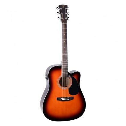 Soundsation Yellowstone DNCE SB ozvučena akustična gitara