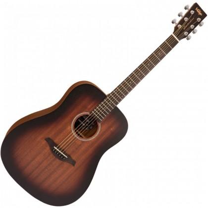 VINTAGE STATESBORO V440WK Akustična gitara - WHISKY SOUR