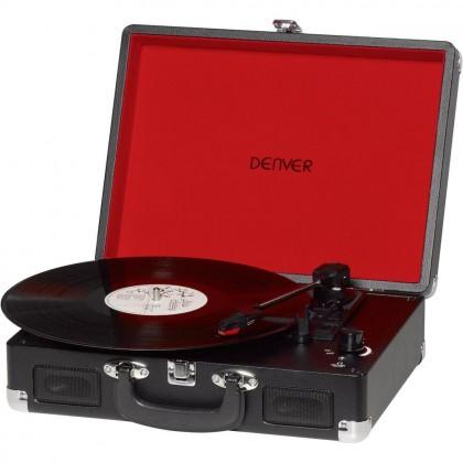 VPL-120 Denver crni gramofon