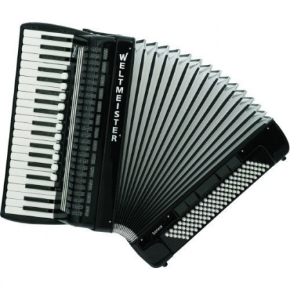 Weltmeister Saphir klavirna harmonika sa 120 baseva