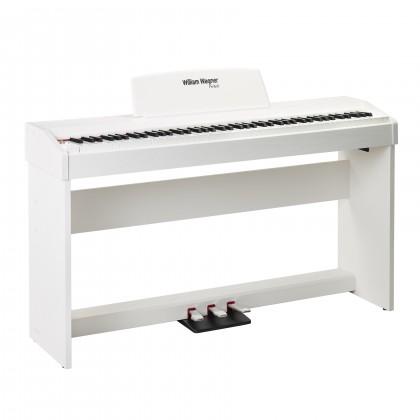 William Wagner PRELUDE WHITE električni klavir