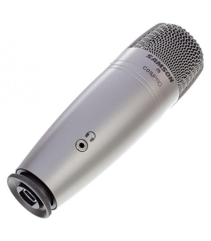 Samson C01U PRO USB Kondenzatorski mikrofon