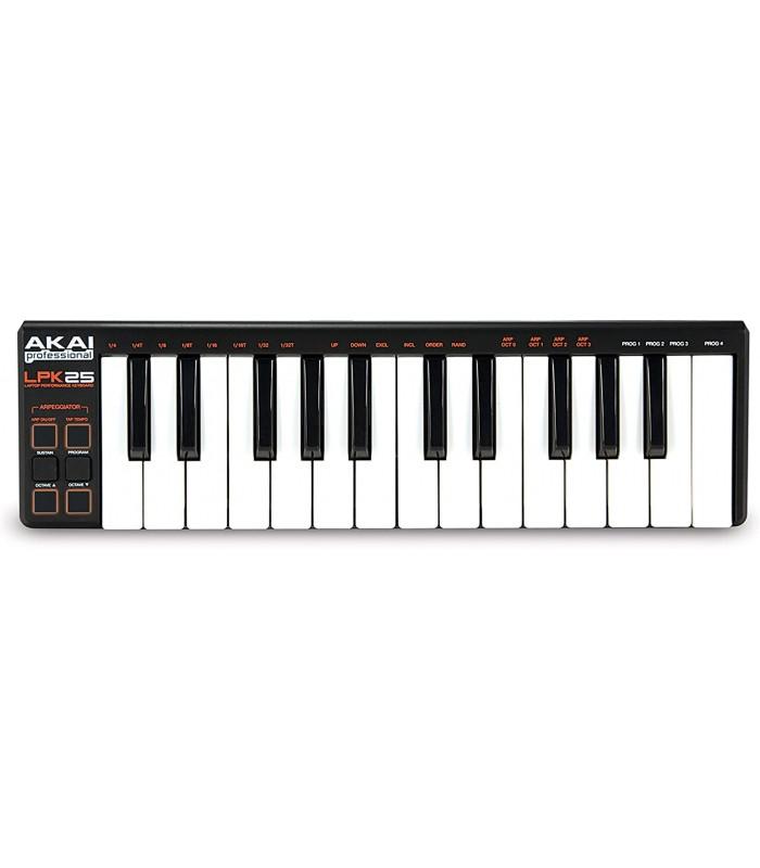 Akai LPK25 V2 midi klavijatura