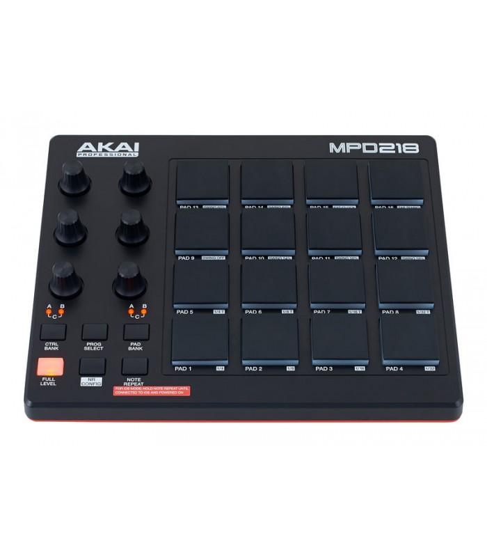 Akai MPD218 kontroler