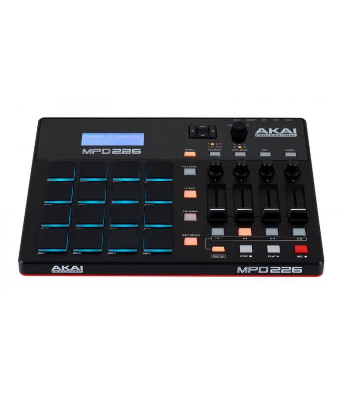 AKAI MPD226 kontroler