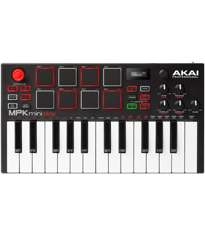Akai MPK Mini Play MIDI klavijatura