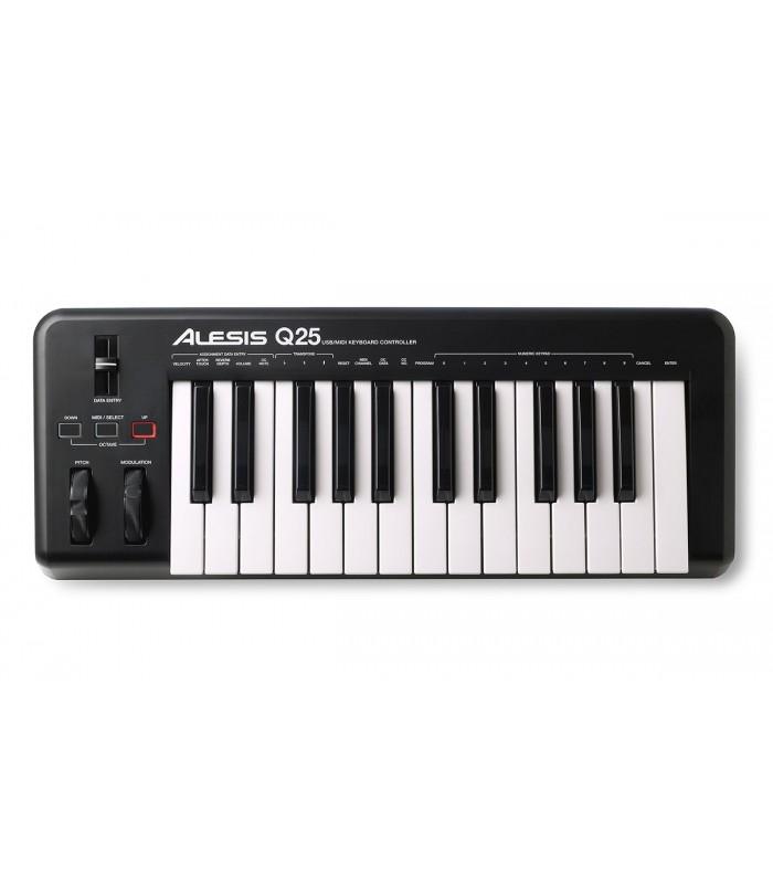 Alesis Q25 midi klavijatura