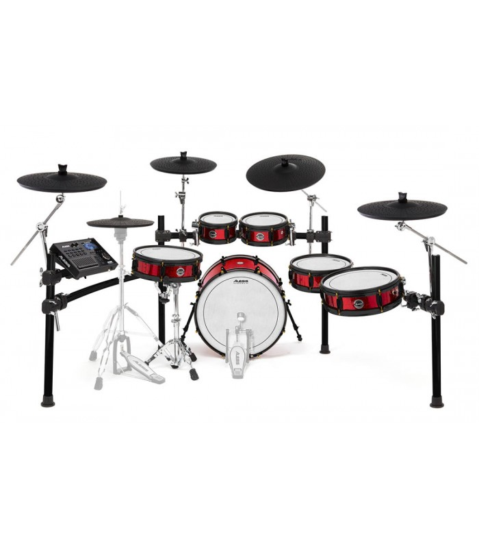 Muzička prodavnica Music Box nudi širok asortiman Alesis električnih bubnjeva i dodatne opreme po najpopularnijim cenama i uslovima plaćanja.