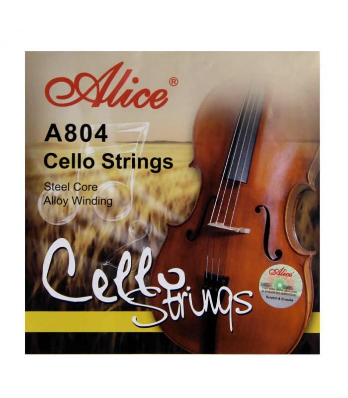 Alice A-804A Komplet žica za violončelo