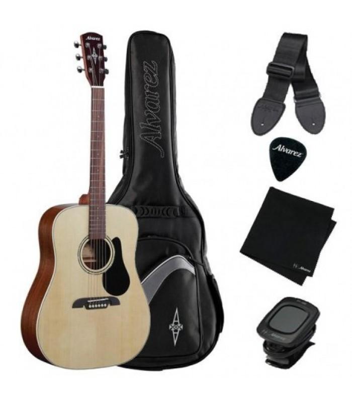 Alvarez RD26S-AGP Regent Series Acoustic Guitar Pack