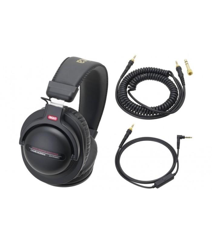 Audio-Technica ATH-PRO5MK3 BK monitor/DJ slušalice