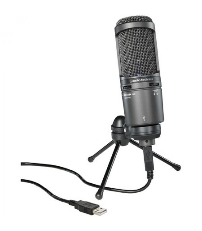 Audio-Technica AT2020USB+ USB kondenzatorski mikrofon