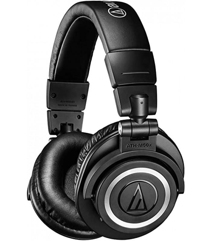 Audio Technica ATH-M50x studijske slušalice
