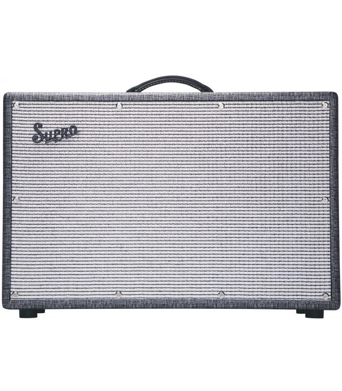 Supro Black Magick CAB 2X12 gitarski kabinet
