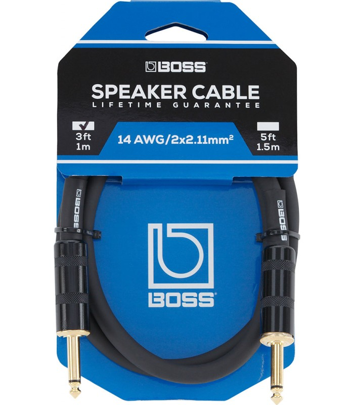 Boss BSC-3 kabl za gitarski box