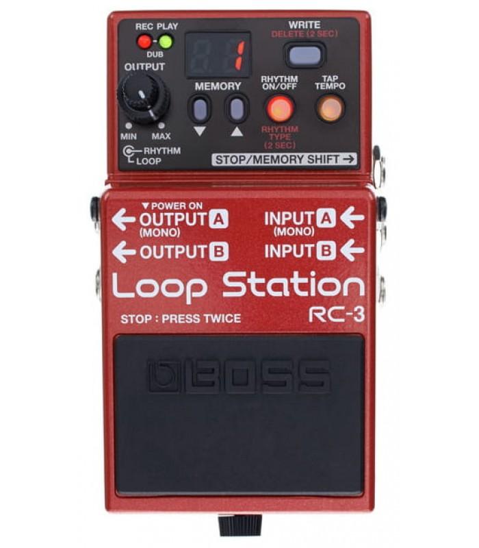 Boss RC-3 Loop Station Gitarska pedala