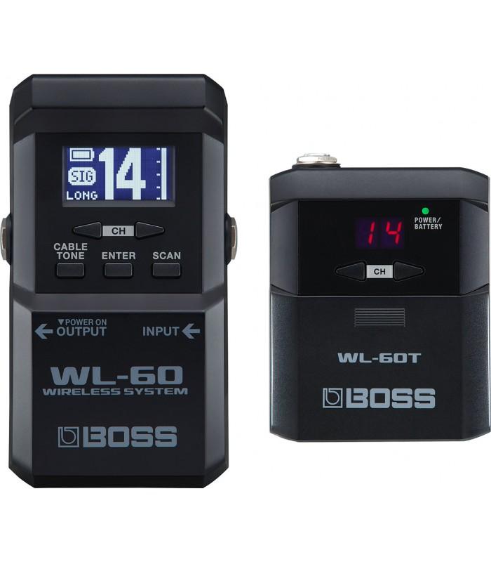 Boss WL-60 bežični sistem za gitaru
