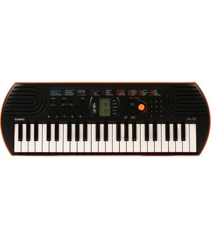 Casio SA76 Mini dečija klavijatura