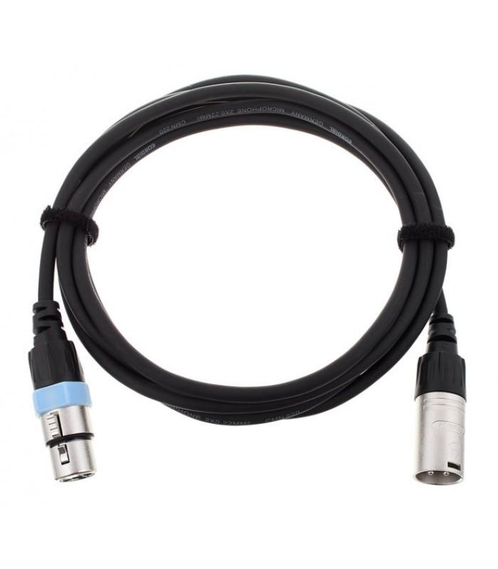 CORDIAL CCM 2.5 FM mikrofonski kabl 2.5m