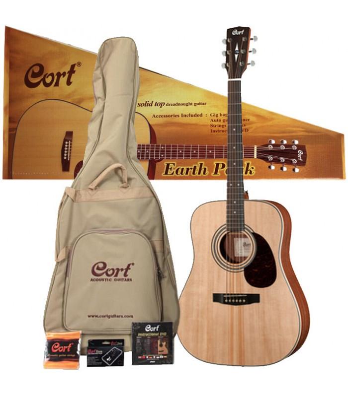 Cort Earth Pack60 Akustični paket za početnike