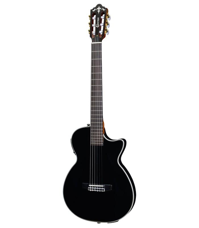 Crafter CT125 BK Elektro-akustična (klasična) gitara