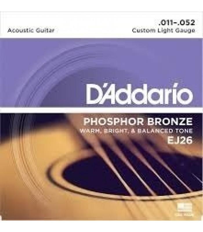 D'Addario EJ26