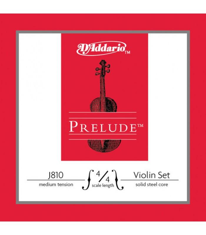 D'Addario J810 4/4 Set